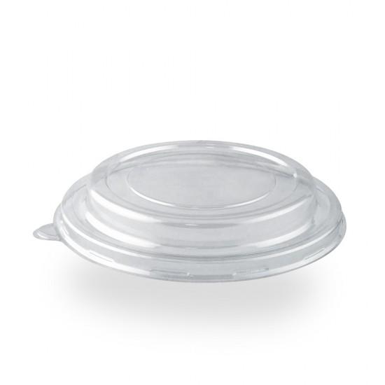 Крышка полукупольная PET | Прозрачная Ø=150мм, h=20мм