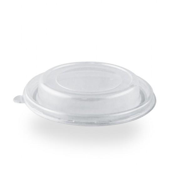 Крышка полукупольная PP | Прозрачная Ø=142мм, h=20мм