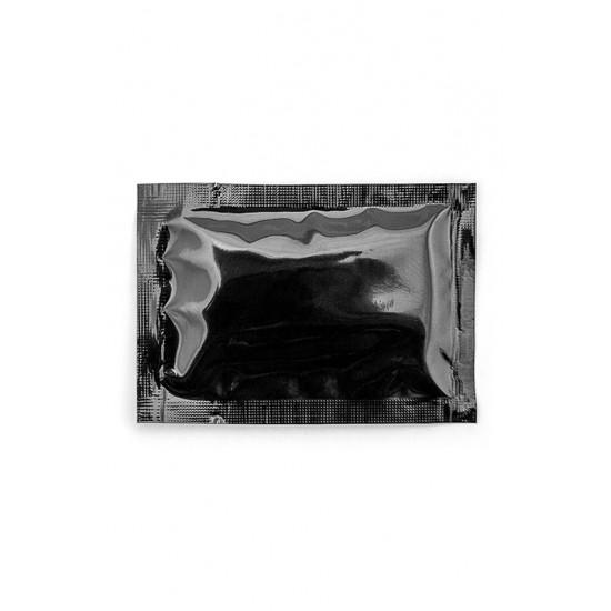 Салфетка влажная в инд.упаковке 60*80мм | Черная (500шт/уп)