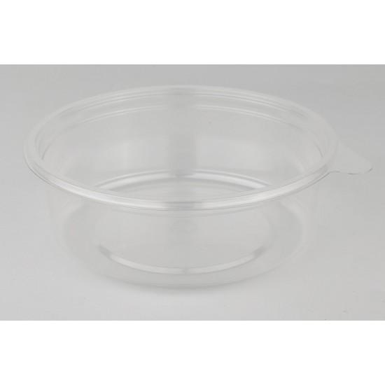 Контейнер круглый PET 350мл   Прозрачный Ø=131мм, h=44мм