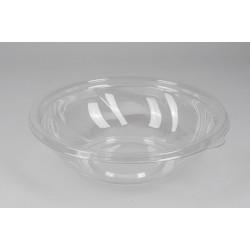 Контейнер круглый РЕТ прозрачный для салата 750мл Ǿ=190мм, h=54,5мм