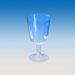 Бокал для вина (на низкой ножке) 200мл, Ǿ=70мм, h=130мм.