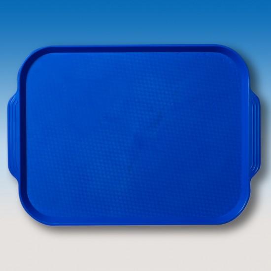 Поднос для фаст фуд PS средний | Цвет на выбор 450*355*18мм