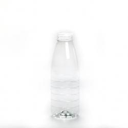 Бутылка 500мл РЕТ с широким горлом Ǿ38мм