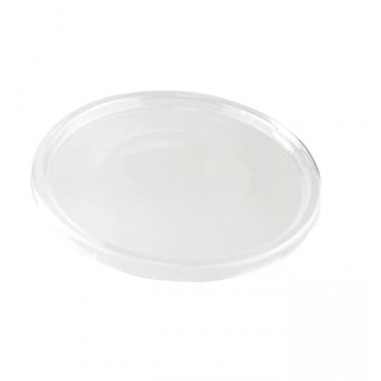 Крышка плоская прозрачная РЕТ Ǿ=150мм